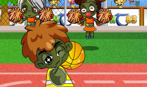 Basketball Shotball