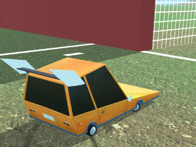 Car Simulator Arena