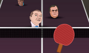 Celeb Table Tennis