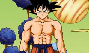 Dragon Ball Dress Up 2