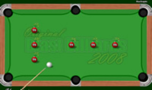 Original Blast Billards 2008
