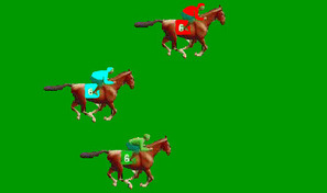 Whack a Horse Race